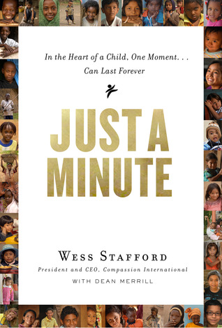 Just a Minute by Wess Stafford