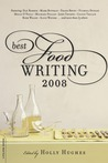 Best Food Writing 2008