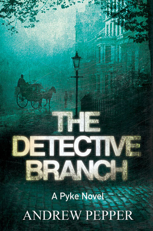 Detective Branch by Andrew Pepper