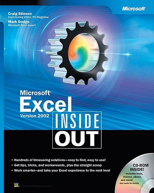 Microsoft® Excel Version 2002 Inside Out