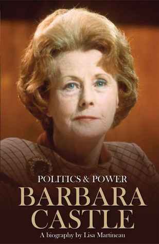 Barbara Castle by Lisa Martineau