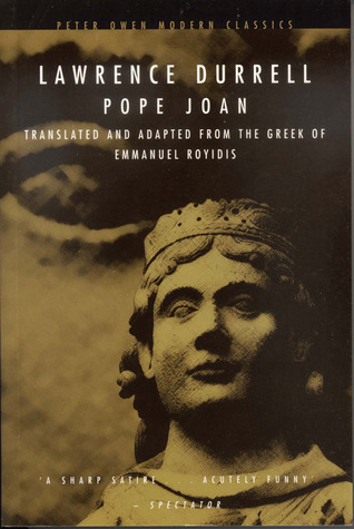 Pope Joan: Translated & Adapted from the Greek