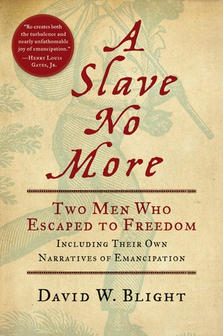 A Slave No More by David W. Blight