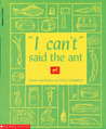 I Can't Said The Ant by Polly Cameron