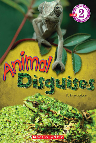 Animal Disguises by Emma Ryan