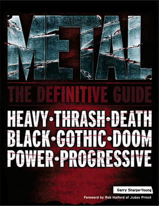 Metal by Garry Sharpe-Young