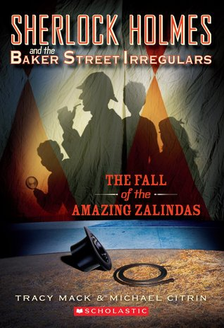 Fall Of The Amazing Zalindas by Tracy Mack