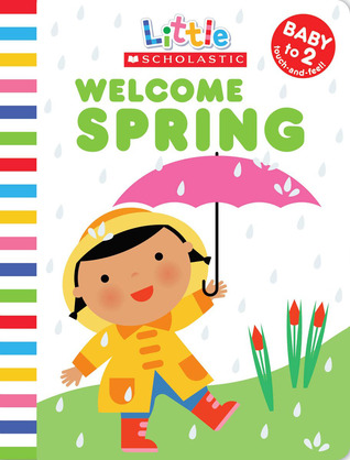 Welcome Spring by Jill Ackerman
