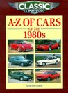 A-Z of Cars of the '80s