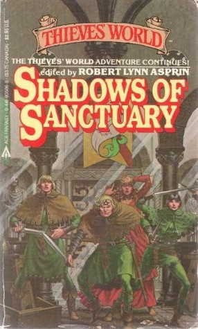 Shadows of Sanctuary by Robert Asprin