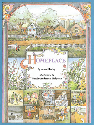 Homeplace by Anne Shelby