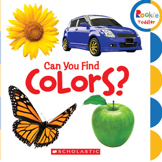 Can You Find Colors? by Children's Press