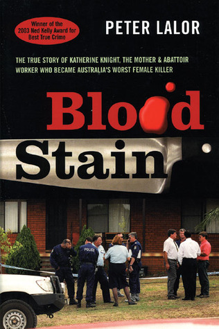 Blood Stain by Peter Lalor