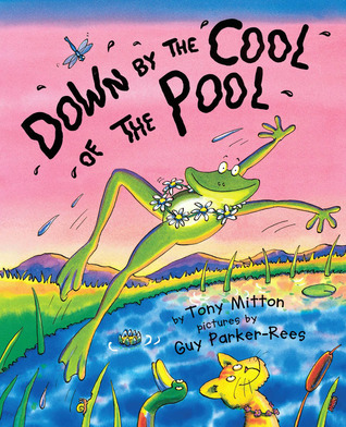 Down By The Cool Of The Pool by Tony Mitton