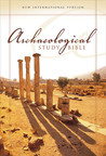 Archaeological Study Bible-NIV: An Illustrated Walk Through Biblical History and Culture [With CDROM]