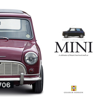 Mini: A celebration of Britain's best-loved small car