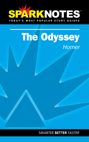 The Odyssey (Spark Notes Literature Guide)
