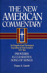 Proverbs, Ecclesiastes, Song of Songs (New American Commentary)