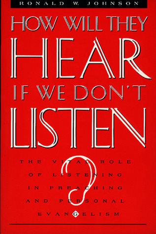 WHY DON'T WE LISTEN BETTER? by Lorieen Henry
