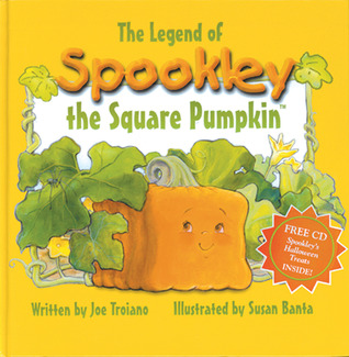 The Legend of Spookley the Square Pumpkin™ with CD by Joe Troiano