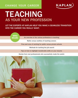 Change Your Career: Teaching as Your New Profession