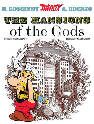 The Mansions of the Gods (Astérix #17)