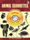 Animal Silhouettes CD-ROM and Book