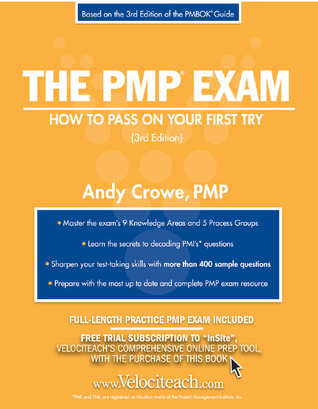 The PMP Exam by Andy Crowe