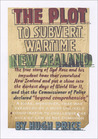 The Plot to Subvert Wartime New Zealand