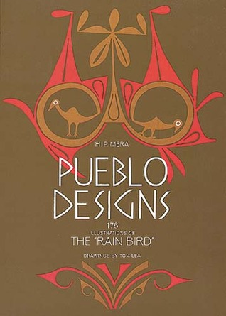"Pueblo Designs: The ""Rain Bird"""