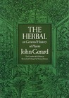 The Herbal or General History of Plants