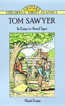 The Adventures of Tom Sawyer (Thrift)