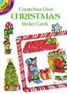 Create Your Own Christmas Sticker Cards
