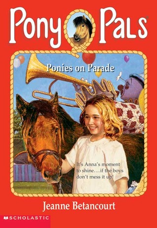 Ponies on Parade by Jeanne Betancourt
