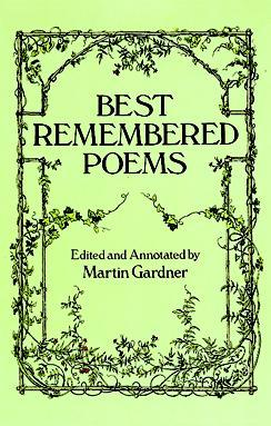 Best Remembered Poems by Martin Gardner
