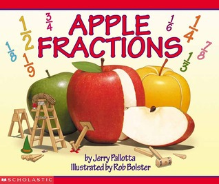 Apple Fractions by Jerry Pallotta