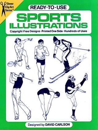 Ready-to-Use Sports Illustrations