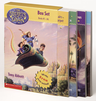 Secrets of Droon Box Set by Tony Abbott