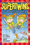 Supertwins Meet the Bad Dogs from Space (Scholastic Reader, Level 2)