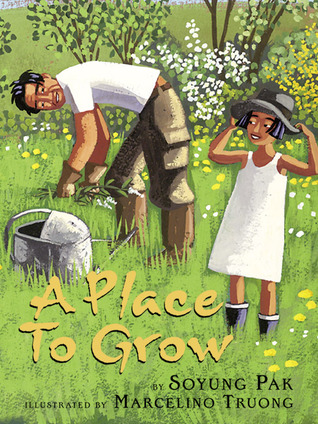 A Place To Grow by Soyung Pak