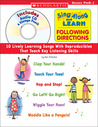 Following Directions (Sing Along and Learn)