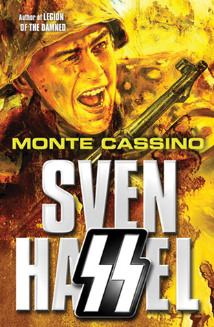 Monte Cassino by Sven Hassel
