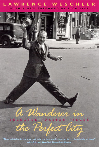 A Wanderer in the Perfect City by Lawrence Weschler