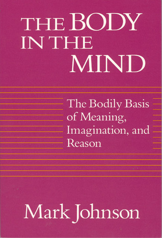 The Body in the Mind by Mark Johnson