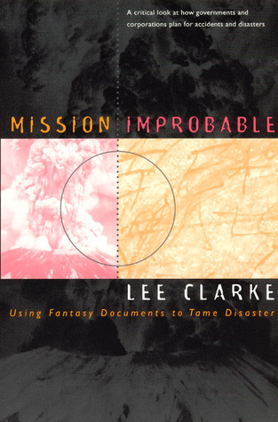 Mission Improbable by Lee Clarke