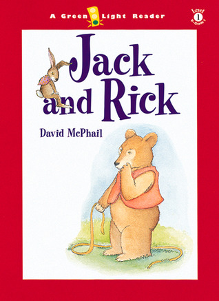 Jack and Rick (Green Light Readers Level 1)