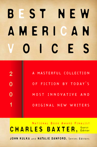 Best New American Voices 2001 by Charles Baxter