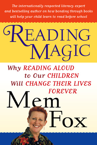 Reading Magic by Mem Fox