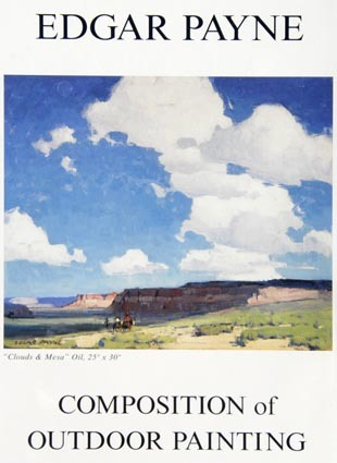Composition of Outdoor Painting 7th (seventh) by Edgar Payne (2005) Hardcover