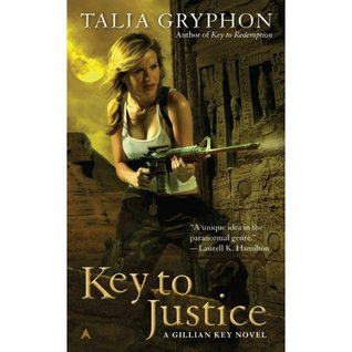 Key to Justice by Talia Gryphon